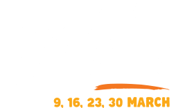 Night Rides - March 9th, 16th, 23rd and 30th.