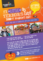 Rnbe Little Terrors Day Poster Edm
