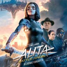 Alita Battle Angel Movie Competition