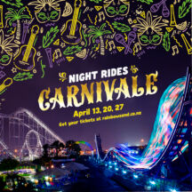 Night Rides Carnivale Square