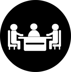 Meeting Space Icon
