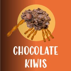 Kidz in the Kitchen: Chocolate Kiwis