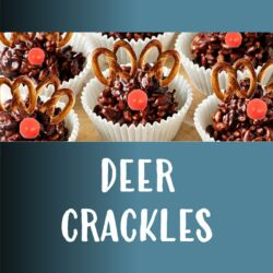 Kidz in the Kitchen: Deer Crackles