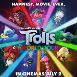 Trolls World Tour Competition