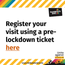 C19 Register Your Pre Lockdown Ticket Visit