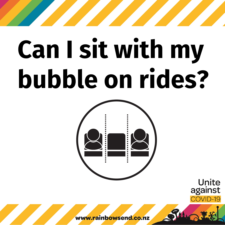 C19 Faq Can I Sit With My Bubble On Rides