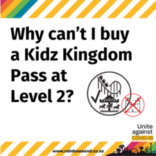 C19 Why Cant I Buy A Kidz Kingdom Pass At Level 2