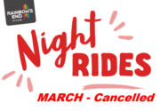 Nr March Night Rides Cancelled