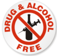Drug And Alcohol Free