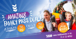 Amazing Family Pass Deal
