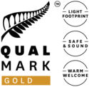 Qualmark Gold Award Logo Stacked 625X610