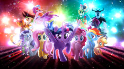Competition MY LITTLE PONY: THE MOVIE