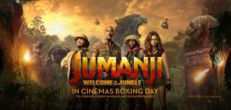 Jumanji Competition Banner