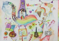 Happiness Day Art Competition Winners