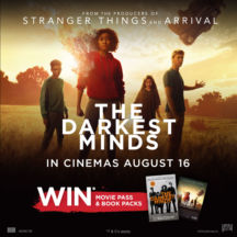The Darkest Minds Movie Competition